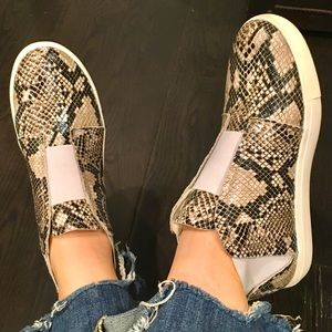 Snakeskin, Slip-On, Hi-Top, Fashion, Sneakers!